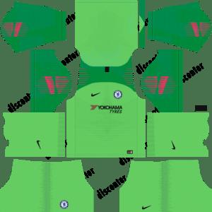 promo code 1aa0f a176d Chelsea Kits & Logo [2018-2019] Dream League Soccer - Dream ...