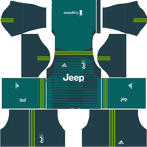 Juventus Kits & Logo URL - Dream League Soccer (2018-2019)
