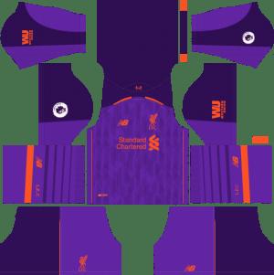 kit liverpool dream league soccer 2019