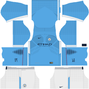 Manchester City Home Kit 17-18