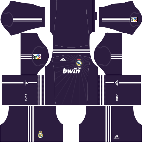 Real Madrid Third Kit 2010-2011