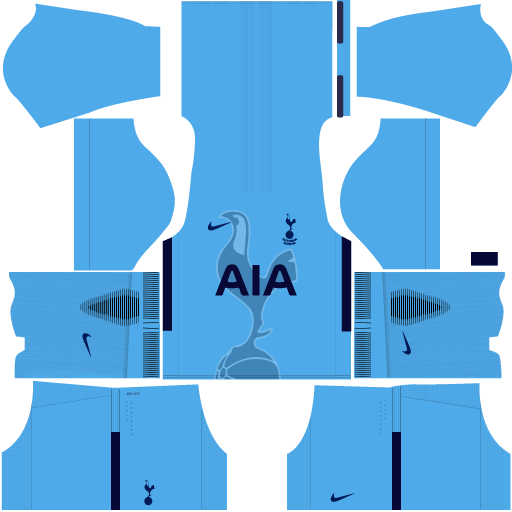Tottenham Away Kit DLS 2017 - 2018