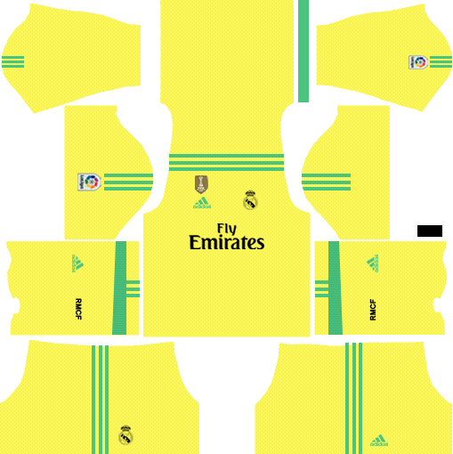 Dream League Soccer Real Madrid Kits