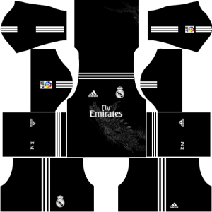 Real Madrid Third Kit 2014-2015