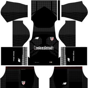 Athletic Bilbao GK Third Kit 17 - 18 DLS