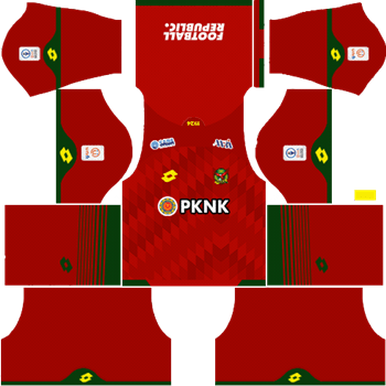 Dream League Soccer Kits - Kedah Away Kit 2019 - DLS 19 Kits