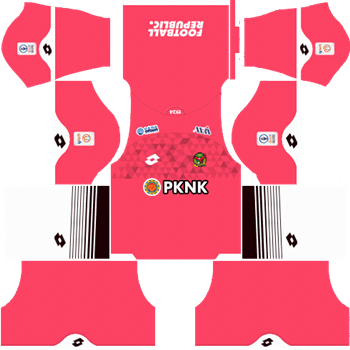 Dream League Soccer Kits - Kedah Goalkeeper Goalkeeper Third Kit 2019 - DLS 19 Kits