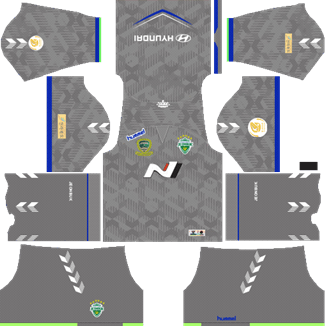 Jeonbuk Hyundai Motors Goalkeeper Away Kit 2019 - DLS 19 Kits - Dream League Soccer Kits URL 512x512