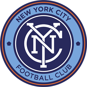 New York City FC Logo - DLS Logos - Dream League Soccer 512X512 Logo URL
