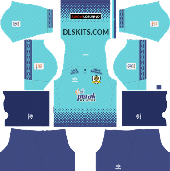 Perak Kit Goalkeeper Away 2019 - DLS Kits - Dream League Soccer Kits 512x512