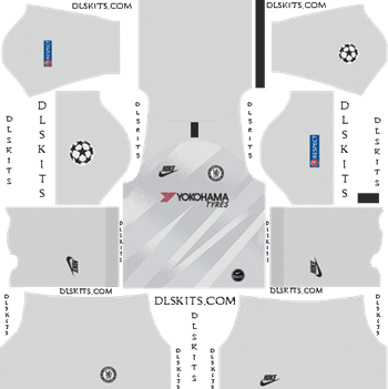 Nike Chelsea FC Goalkeeper Third Kit 2019-20