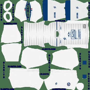Arema FC Away 2020-21 Dream League Soccer Kits