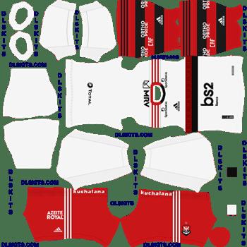 Flamengo 2020 Away Dream League Soccer Kits