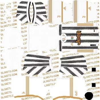 Juventus F.C. 2020-21 Dream League Soccer Kits | DLS 20 Kits