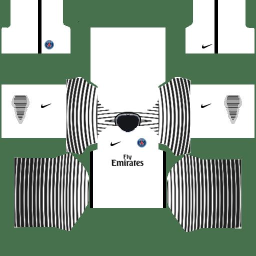 psg kits dream league soccer 2021