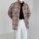 Рубашка DAZO Studio Plaid Double Pocket Shirt (1)