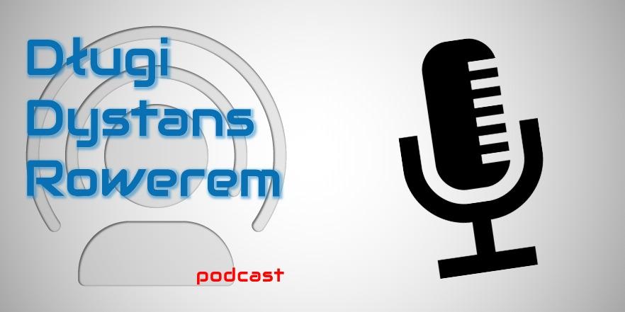 okładka podcastu z mikrofonem