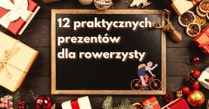 jaki prezent dla rowerzysty