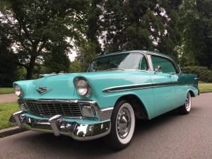 1956 Chevrolet, Seattle.