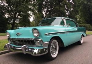 1956 Chevrolet, Lois.