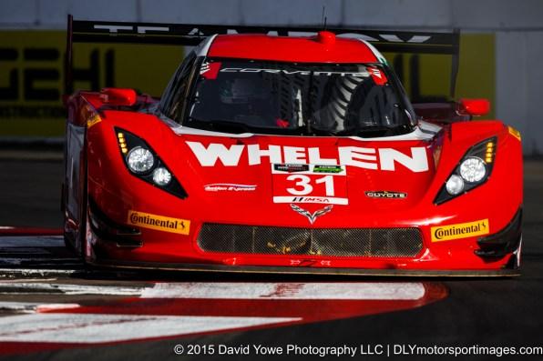 #31 Action Express Racing Corvette DP (Long Beach, California, USA)