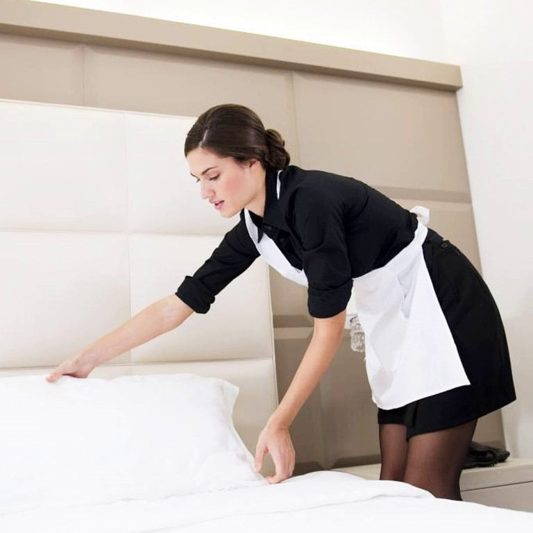 Уборка гостиниц
