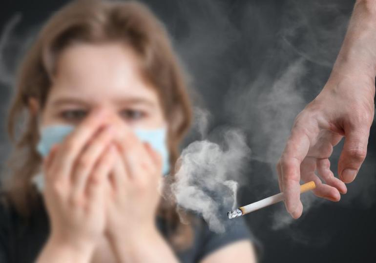 Как избавиться от запаха табачного дыма?