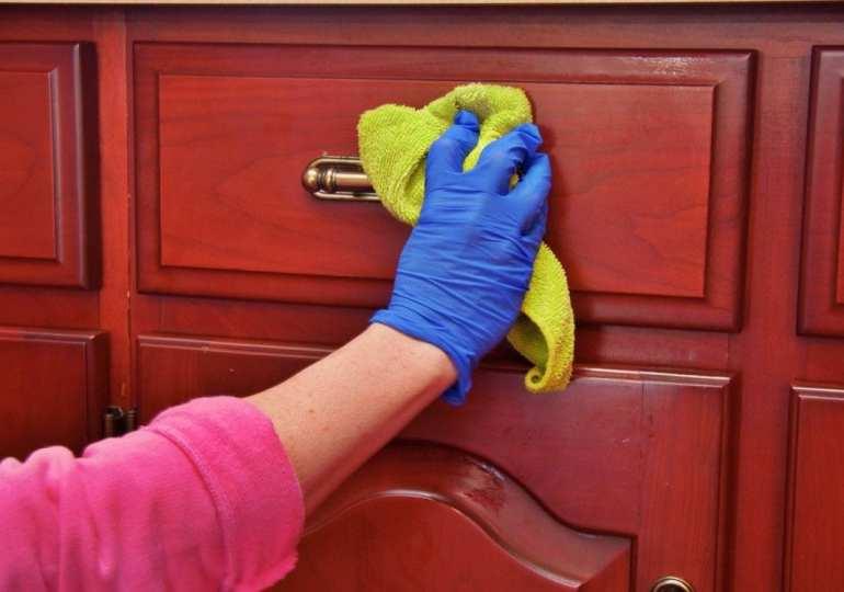 Малоизвестные способы очистки деревянной мебели