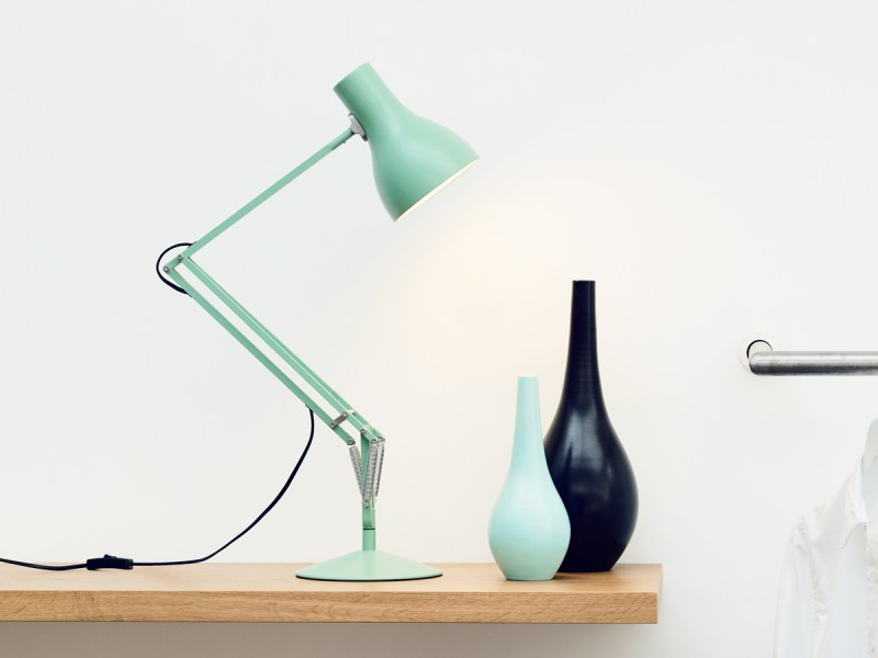Buy the Anglepoise Type 75 Desk Lamp Margaret Howell Seagrass     123456789