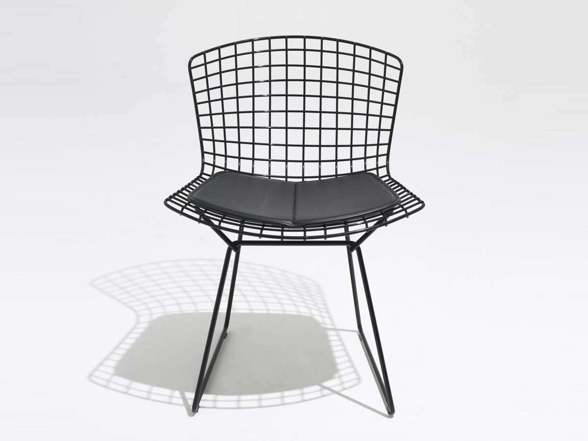Buy The Knoll Studio Knoll Bertoia Outdoor Side Chair At