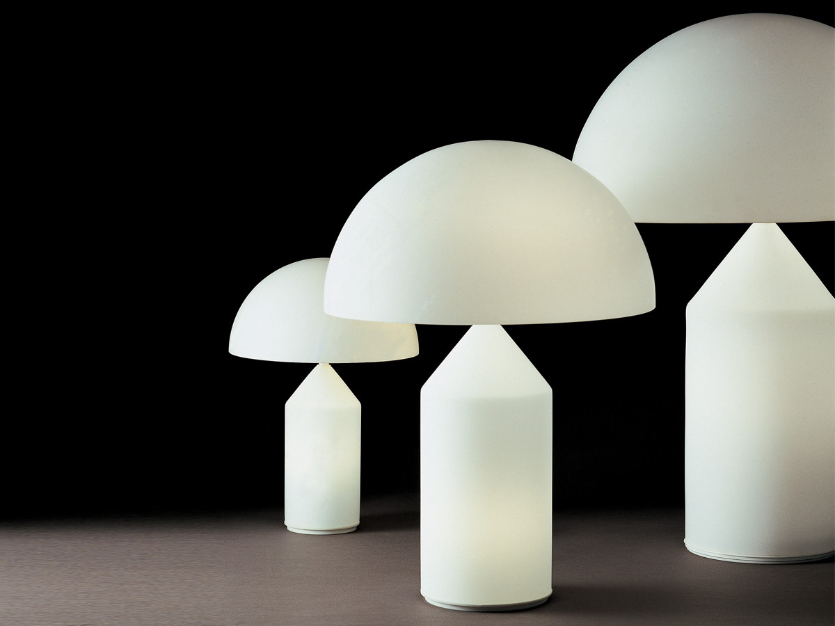 Buy The Oluce Atollo Table Lamp At