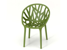 Buy the Vitra Vegetal Chair at Nest.co.uk