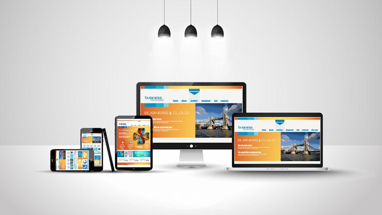 Melhore a interface do Site simples e moderno