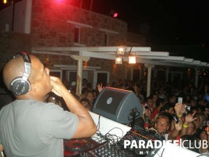 Paradise Club Mykonos Announces its Summer Line Up for 2008 (Greece)