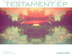 "Clere Soulful ""Testament EP"" OUT NOW on Traxsource"