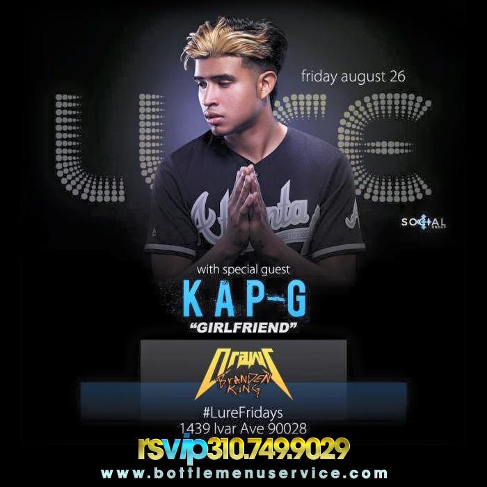 LureFridays-KAP-G-Performs-Lure-Nightclub-Aug26th