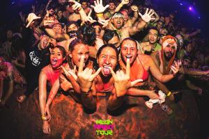 The Neon Paint Party Tour @ Belasco w/ Special Guest DJ 18+