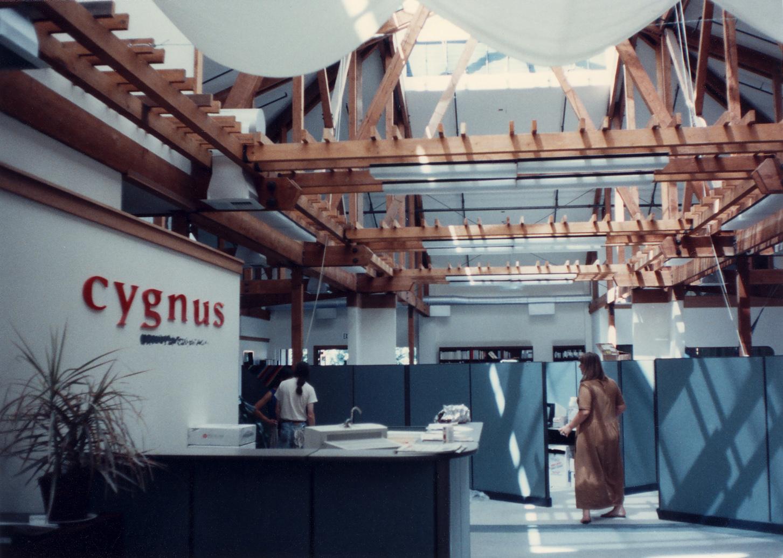 Cygnus Support entrance