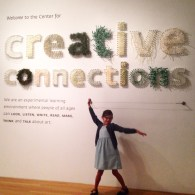 At the Center for Creative Connections