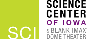 Science Center of Iowa logo