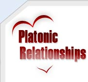 Platonic Love - A myth or a reality (1/2)