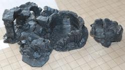 Reaper DDS - Ruins Painted 2