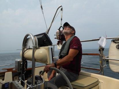 Sailing Isle Royale