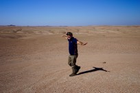 Desert Outside of Marrakech