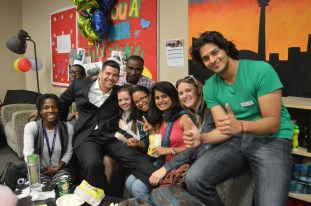 HUMBER ET CETERA   FYE Mentors get together for the perfect social to help new students transition into college life. Read more about it here: https://dmarisevilla.wordpress.com/2013/10/07/mentors-taking-students-to-new-heights/