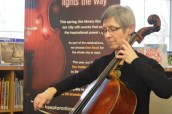 BIRCHCLIFF NEWS | Keep Toronto Reading Festival takes on a musical twist at Taylor Memorial Library. Read more about it here: https://dmarisevilla.wordpress.com/2014/04/10/cellist-at-taylor-library/