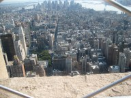 WORLD TRAVEL: NEW YORK CITY | See New York City from the top of the Empire State.