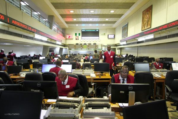 Stock market cap declines ₦2bn as investors' sentiment fade