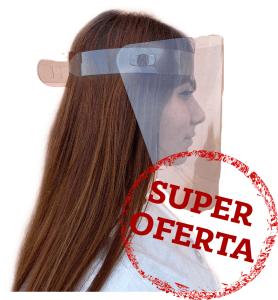 Pantalla facial protectora abatible Dmask Screen oferta