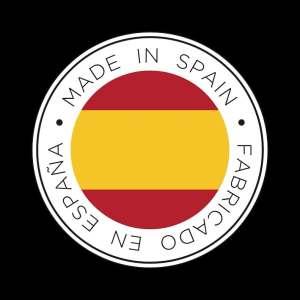 Logo Hecho en España Dmask Tienda online mascarillas higiénicas y tapabocas de tela